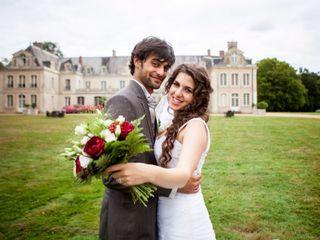 Le mariage de Agnès et Louis