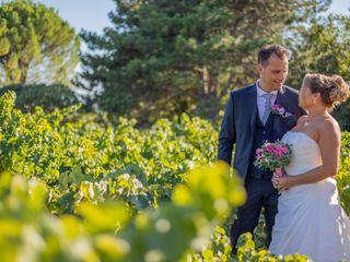 Le mariage de Mireille et Frédéric