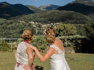 Le mariage de Valérie et Maeva 1
