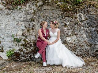 Le mariage de Valérie et Maeva