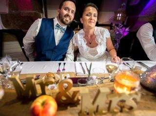 Le mariage de Sophie et Florian