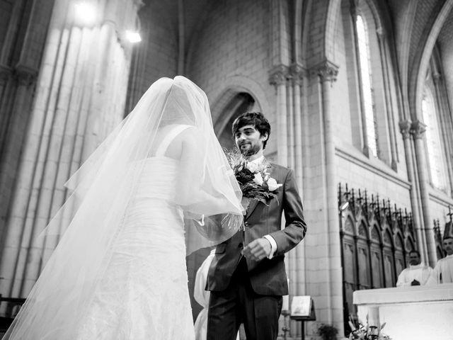 Le mariage de Louis et Agnès à Le Lion-d'Angers, Maine et Loire 18