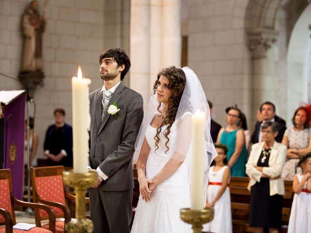 Le mariage de Louis et Agnès à Le Lion-d'Angers, Maine et Loire 25
