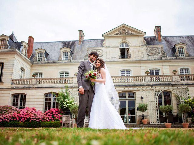 Le mariage de Louis et Agnès à Le Lion-d'Angers, Maine et Loire 27