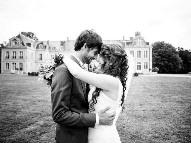 Le mariage de Louis et Agnès à Le Lion-d'Angers, Maine et Loire 28