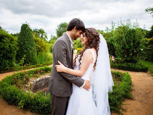 Le mariage de Louis et Agnès à Le Lion-d'Angers, Maine et Loire 31