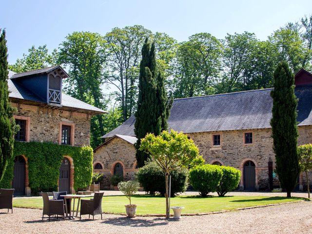 Le mariage de Louis et Agnès à Le Lion-d'Angers, Maine et Loire 39