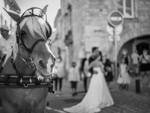 Le mariage de Frédéric et Mireille à Bagnols-sur-Cèze, Gard 1