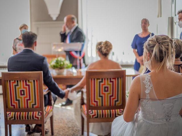Le mariage de Frédéric et Mireille à Bagnols-sur-Cèze, Gard 2