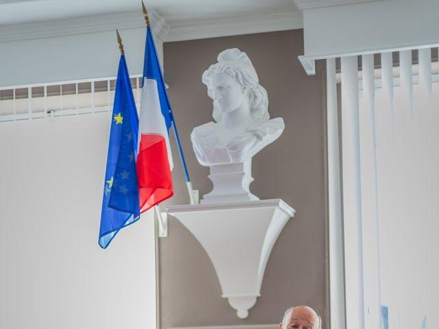 Le mariage de Frédéric et Mireille à Bagnols-sur-Cèze, Gard 3