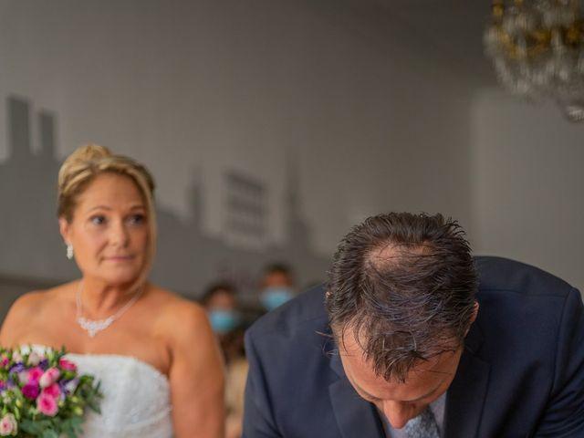 Le mariage de Frédéric et Mireille à Bagnols-sur-Cèze, Gard 4