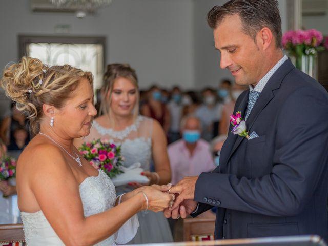 Le mariage de Frédéric et Mireille à Bagnols-sur-Cèze, Gard 9