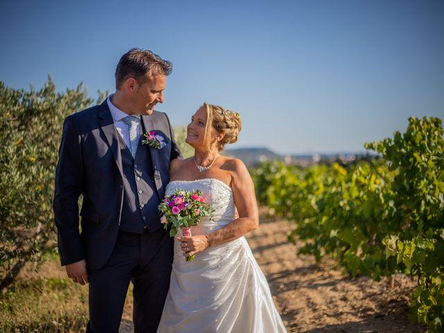 Le mariage de Frédéric et Mireille à Bagnols-sur-Cèze, Gard 15