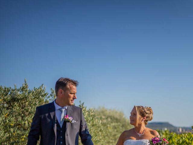 Le mariage de Frédéric et Mireille à Bagnols-sur-Cèze, Gard 16