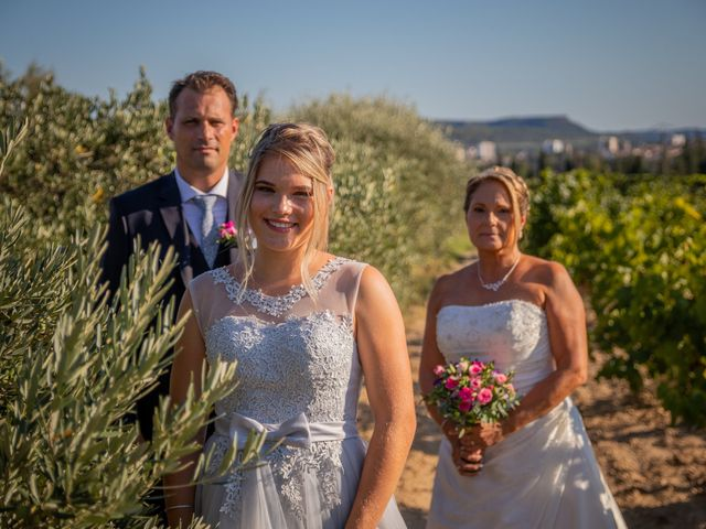Le mariage de Frédéric et Mireille à Bagnols-sur-Cèze, Gard 17