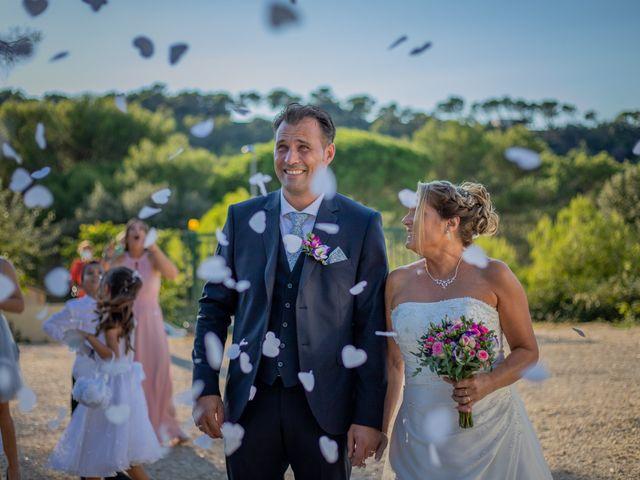 Le mariage de Frédéric et Mireille à Bagnols-sur-Cèze, Gard 19