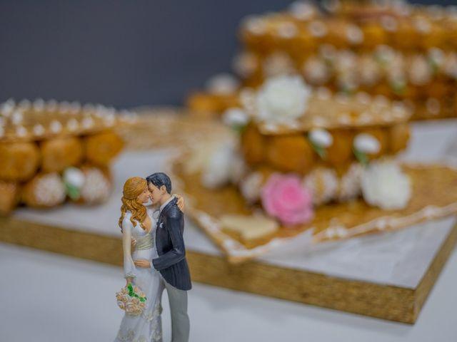 Le mariage de Frédéric et Mireille à Bagnols-sur-Cèze, Gard 30