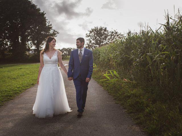 Le mariage de Kevin et Lauriane à Quimper, Finistère 14