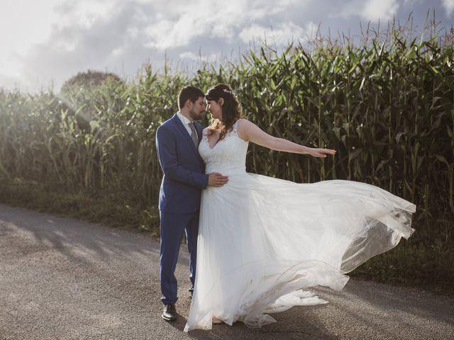 Le mariage de Kevin et Lauriane à Quimper, Finistère 15