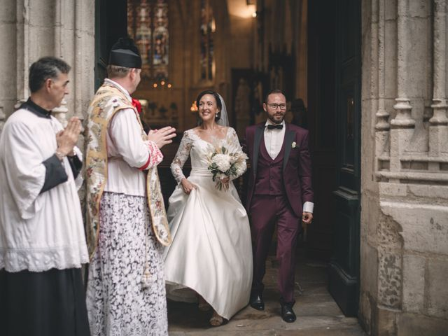 Le mariage de Clémence et Alexandre