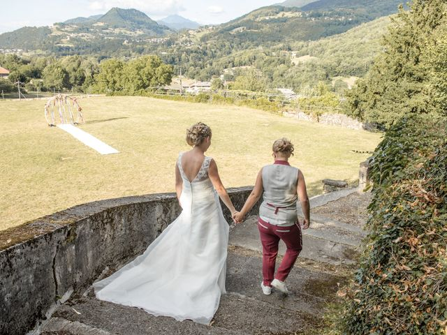 Le mariage de Maeva et Valérie à Chambéry, Savoie 15