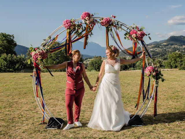 Le mariage de Maeva et Valérie à Chambéry, Savoie 2