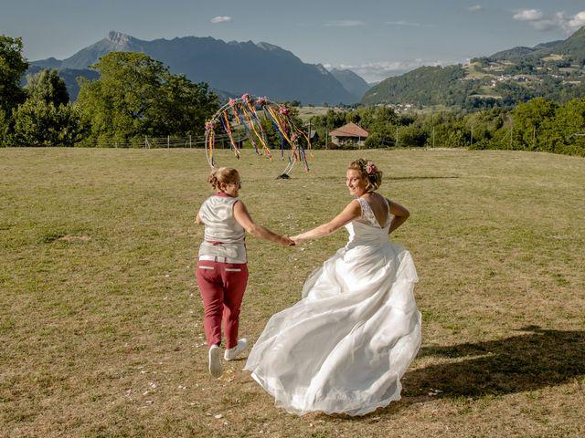 Le mariage de Maeva et Valérie à Chambéry, Savoie 17