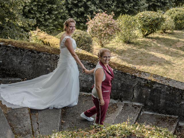 Le mariage de Maeva et Valérie à Chambéry, Savoie 19