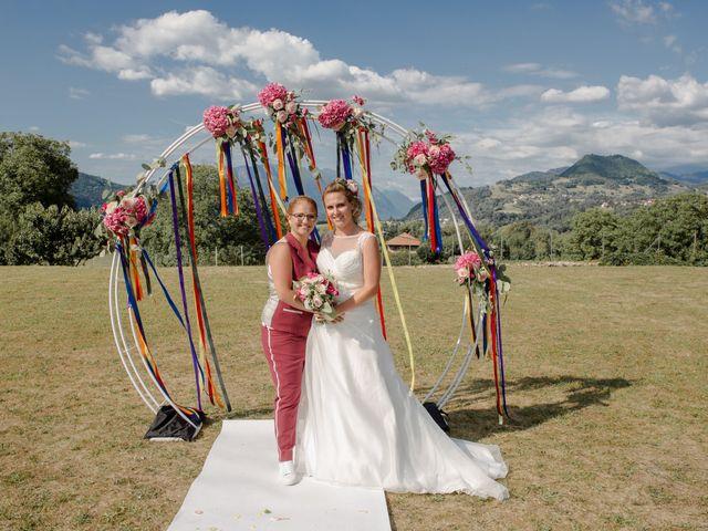 Le mariage de Maeva et Valérie à Chambéry, Savoie 26