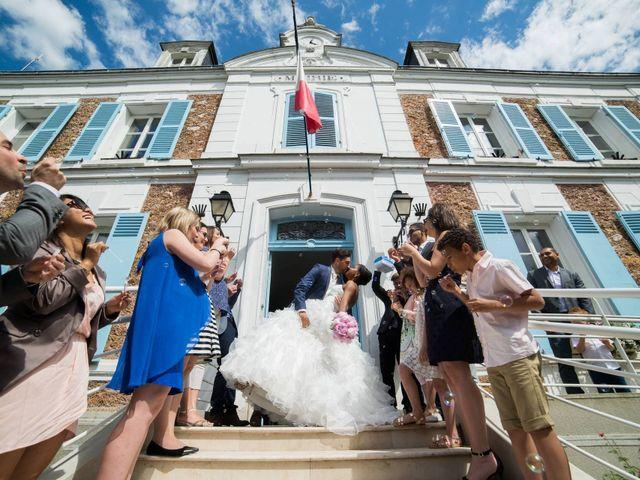 Le mariage de Jeremy et Wendy à Soisy-sur-Seine, Essonne 12