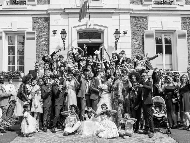 Le mariage de Jeremy et Wendy à Soisy-sur-Seine, Essonne 13