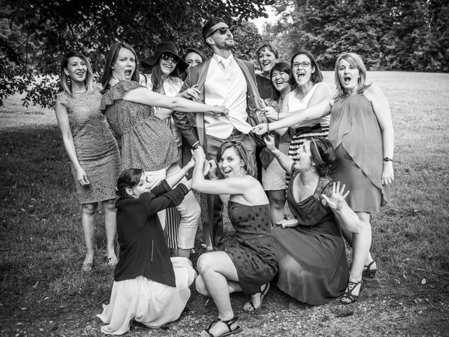 Le mariage de Jeremy et Wendy à Soisy-sur-Seine, Essonne 14