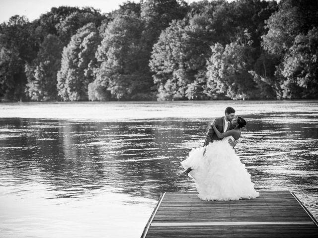 Le mariage de Jeremy et Wendy à Soisy-sur-Seine, Essonne 23
