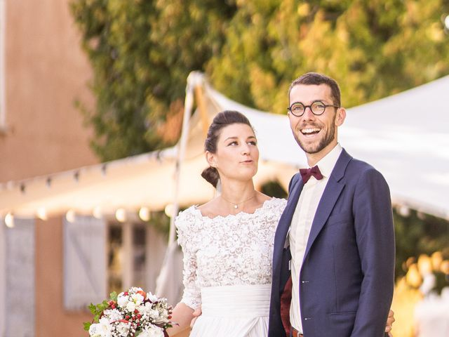 Le mariage de Romain et Valentine à Draguignan, Var 4