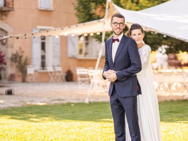 Le mariage de Romain et Valentine à Draguignan, Var 5