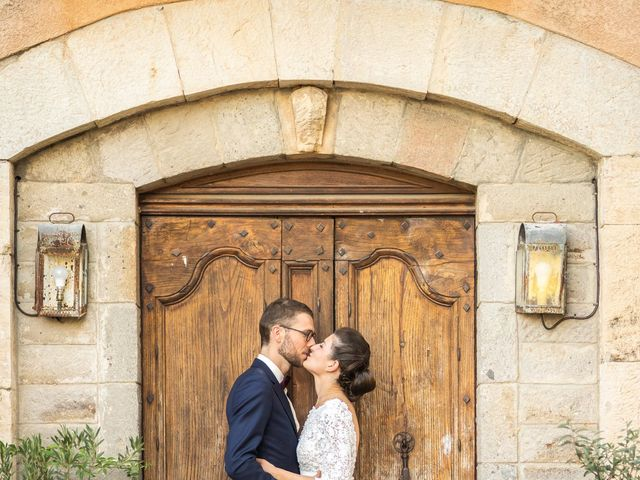 Le mariage de Romain et Valentine à Draguignan, Var 7