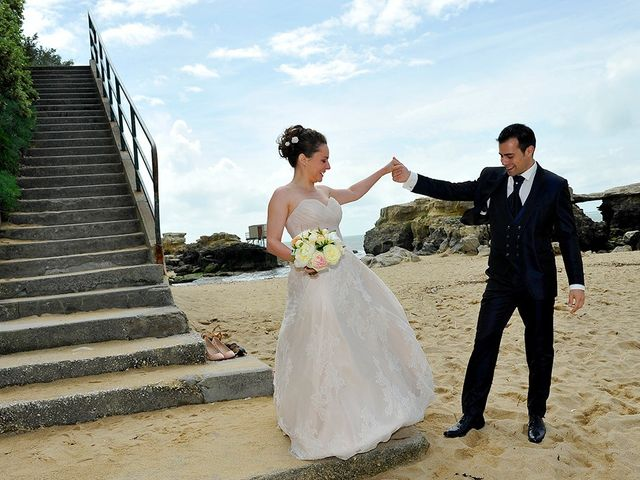 Le mariage de Mathieu et Eloise à Saint-Palais-sur-Mer, Charente Maritime 1