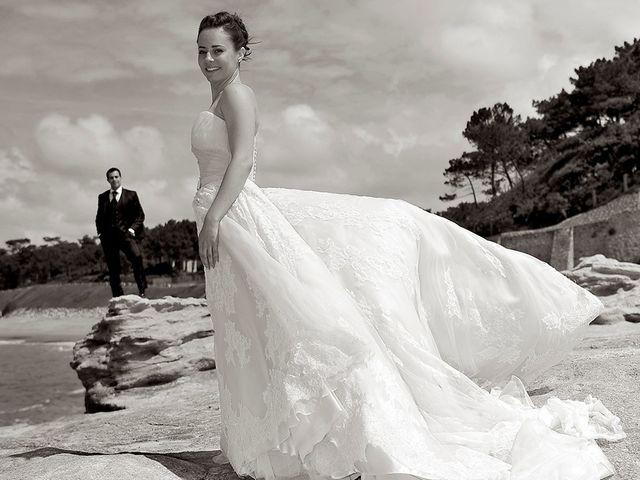 Le mariage de Mathieu et Eloise à Saint-Palais-sur-Mer, Charente Maritime 13