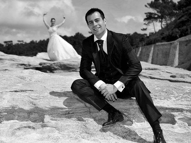 Le mariage de Mathieu et Eloise à Saint-Palais-sur-Mer, Charente Maritime 15