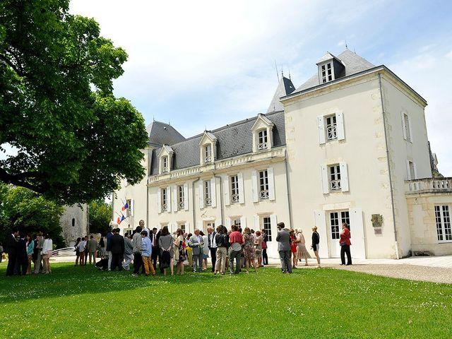 Le mariage de Mathieu et Eloise à Saint-Palais-sur-Mer, Charente Maritime 19