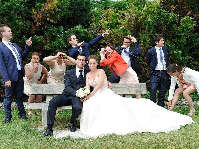 Le mariage de Mathieu et Eloise à Saint-Palais-sur-Mer, Charente Maritime 23