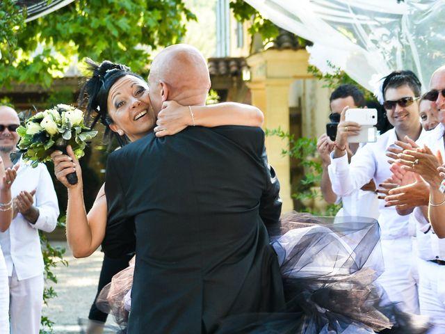 Le mariage de Guillaume et Valérie à Saint-Maximin-la-Sainte-Baume, Var 18
