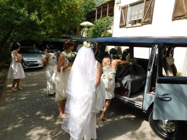 Le mariage de Matthieu et Léa à Le Val, Var 2