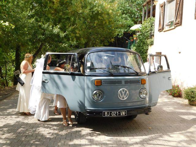 Le mariage de Matthieu et Léa à Le Val, Var 4