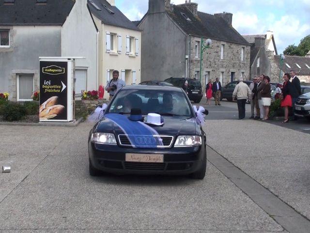 Le mariage de Florian et Sophie à Plouigneau, Finistère 7