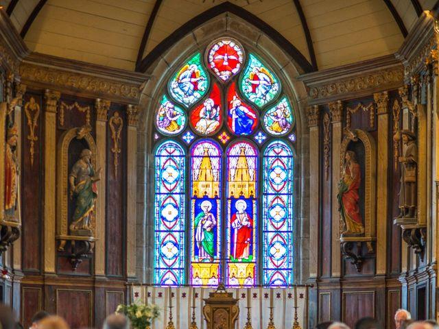 Le mariage de Florian et Sophie à Plouigneau, Finistère 10