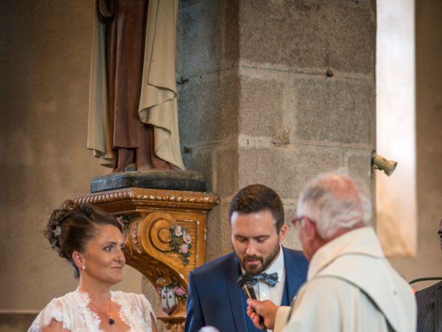 Le mariage de Florian et Sophie à Plouigneau, Finistère 11