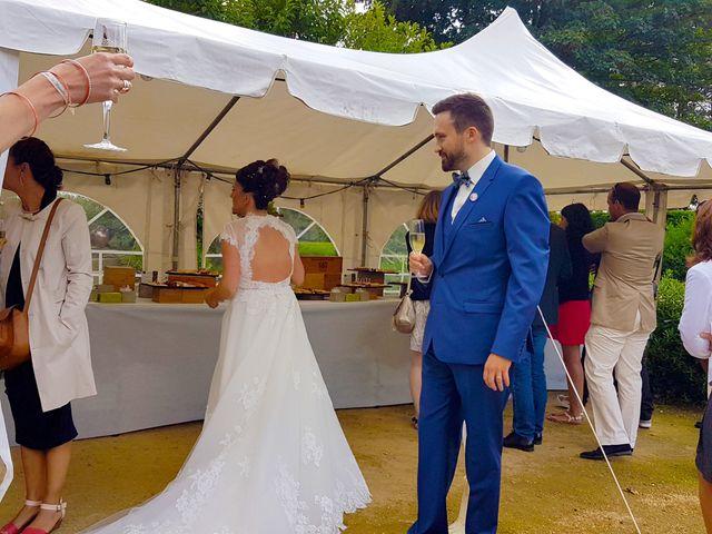 Le mariage de Florian et Sophie à Plouigneau, Finistère 14