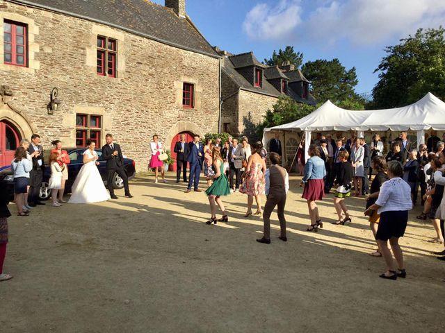Le mariage de Florian et Sophie à Plouigneau, Finistère 17