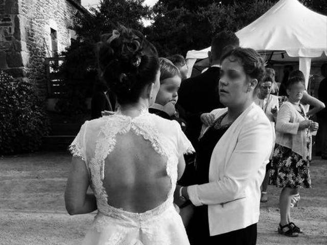Le mariage de Florian et Sophie à Plouigneau, Finistère 18